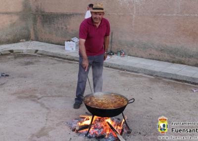 Gazpachada Semana Cultural por fuensanta.info