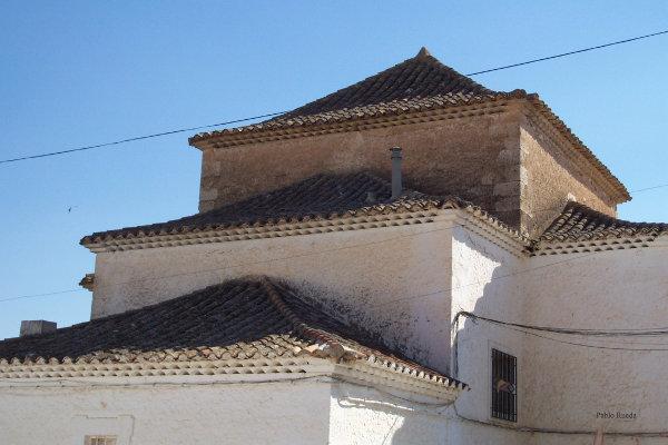 Antigua Iglesia de San Gregorio