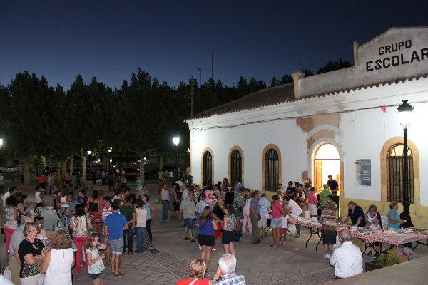 Pincho Solidario Semana Cultural de Fuensanta