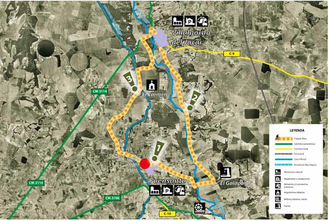 R8 Ruta de El Carmen