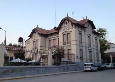 Villa Manolita por César Cano