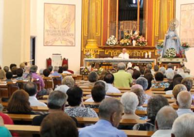 Misa de la  Virgen