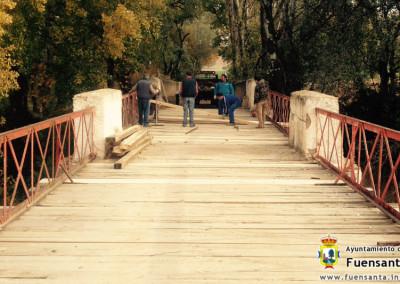 """Puente de """"Quitapellejos"""""""
