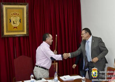 Constitución nueva corporación Municipal