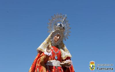 Solemne Fiesta de la Natividad de Ntra. Sra. de los Remedios