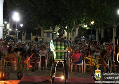 Monólogo de David Andrés García