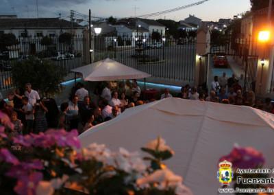 Inauguración Villa Manolita