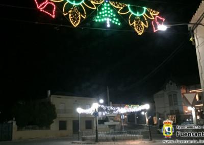 Navidad en Fuensanta