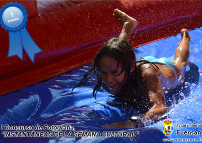 Agua y diversión