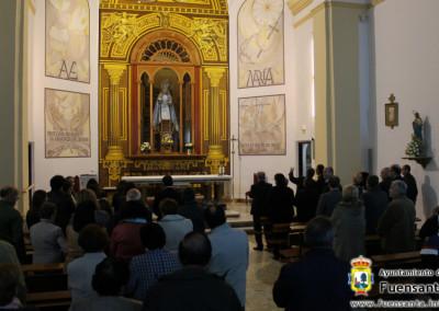 Acto de Petición de La Virgen