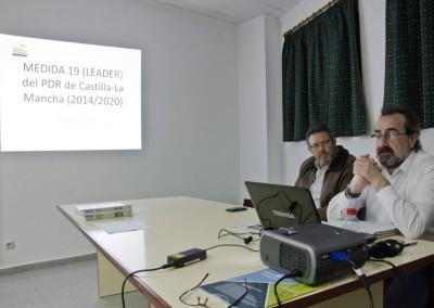 Presentación Programa LEADER