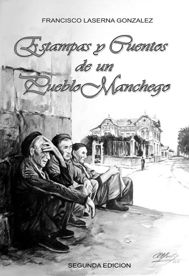 portada Estampas y Cuentos de un pueblo manchego