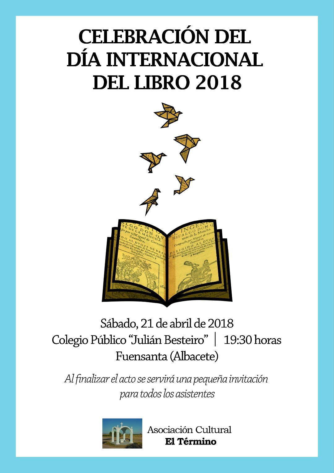 CELEBRACIÓN DIA INTERNACIONAL DEL LIBRO