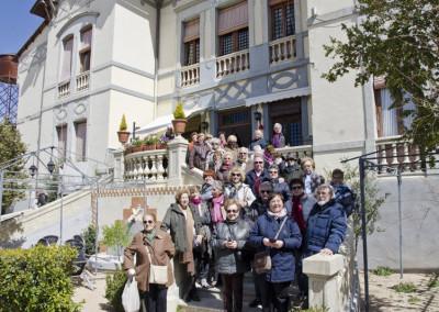 Visita de la Casa de Castilla-La Mancha de Madrid