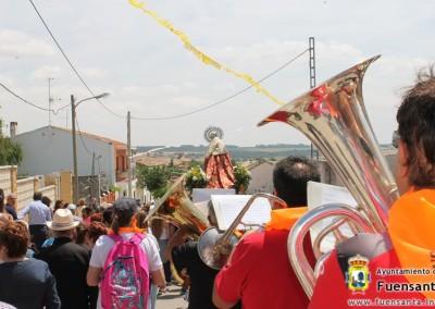 Romería La Roda - Fuensanta