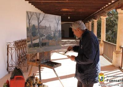 I Concurso de Pintura Rápida