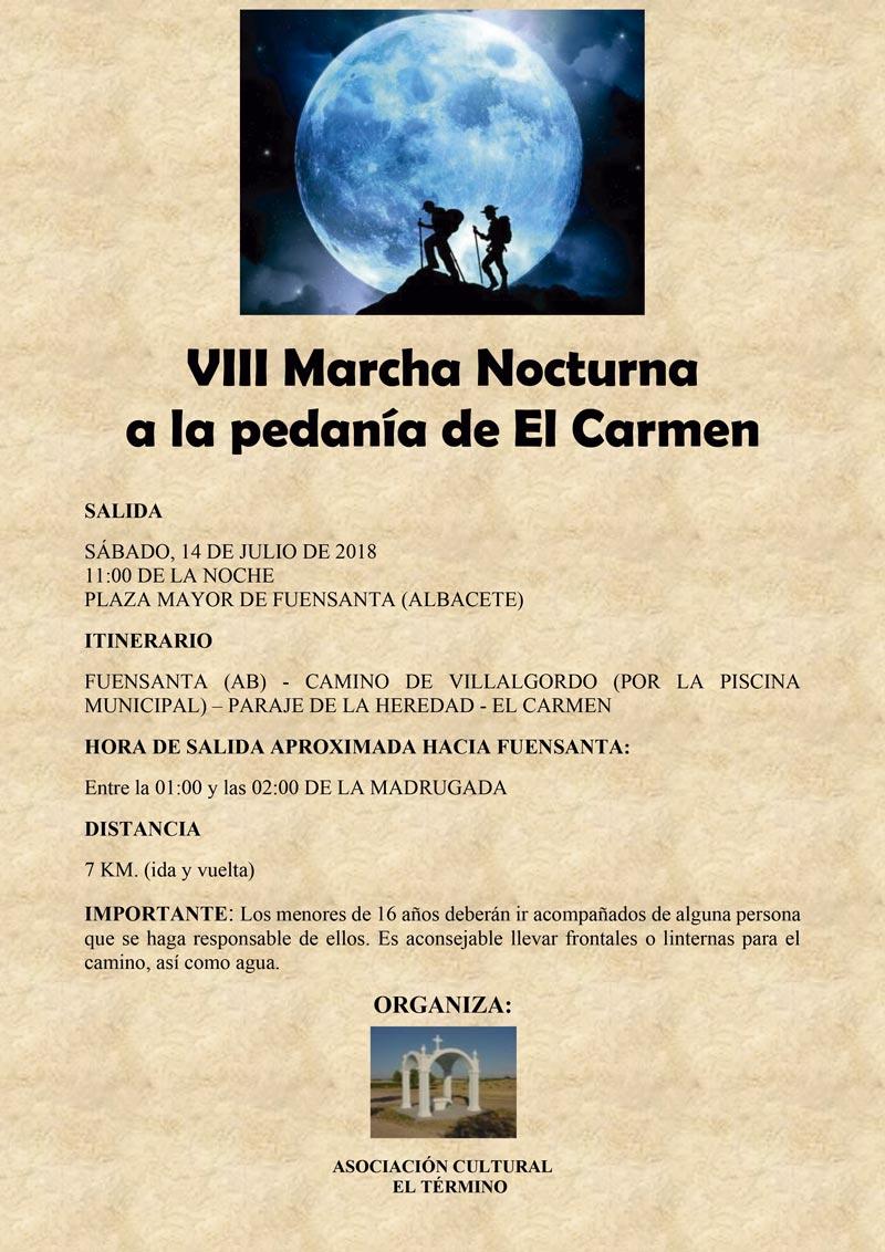 VIII Marcha Nocturna w