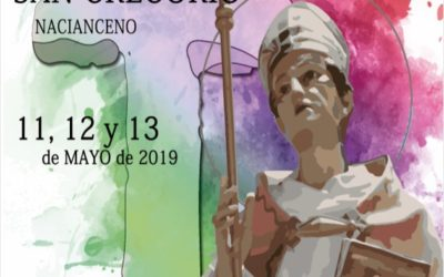 "Portada Ganadora III CONCURSO ""PORTADA PROGRAMA FIESTAS DE SAN GREGORIO"""