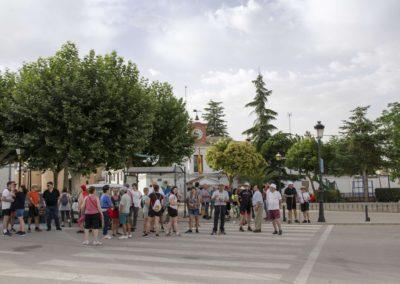 Ruta Paseando Fuensanta